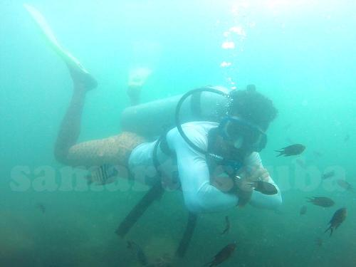 Samarth Scuba - Deep Diving