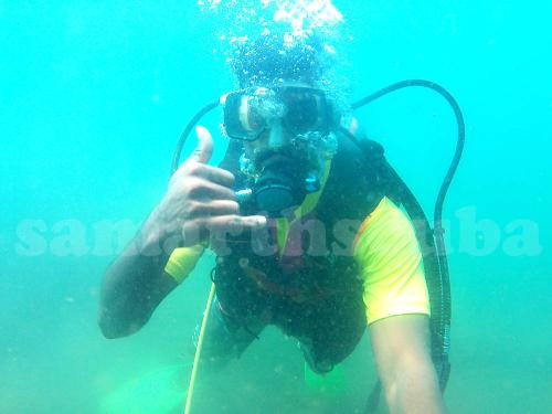 scuba diving in tarkarli beach