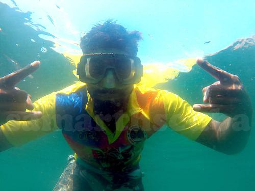 Under Water Scuba Diving in Malvan