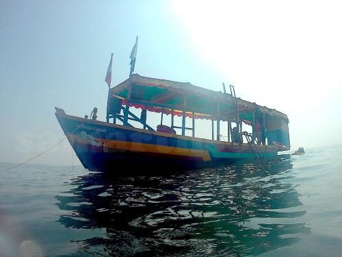 boating in Tarkarli
