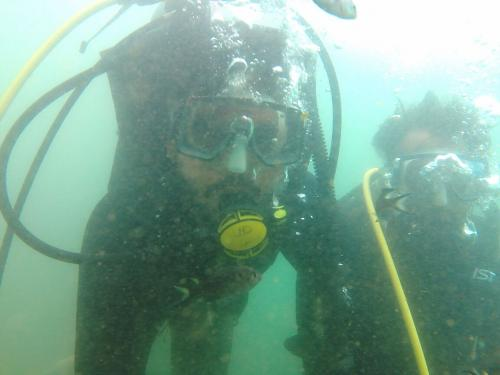 scuba diving in tarkarli images